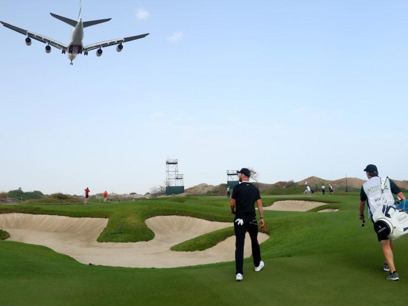 Charter e mogli per la carovana del PGA Tour