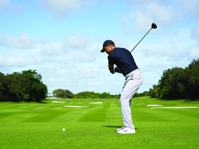 A colpo sicuro con Tiger Woods