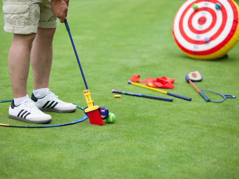 Come rendere il golf più facile?