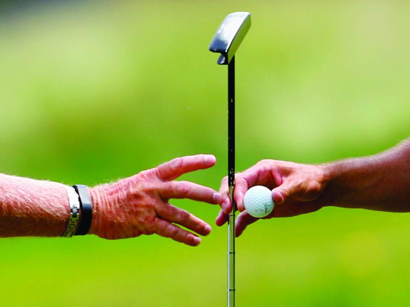 Golf in sicurezza