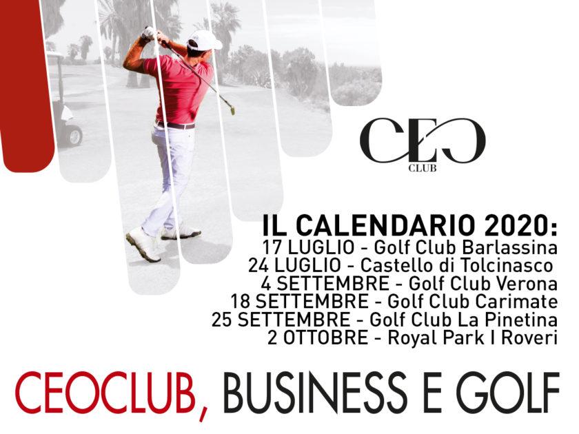 CeoClub 2020: pronti a ripartire con tante novità