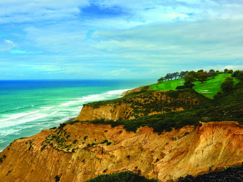 La California, il paradiso dei golfisti