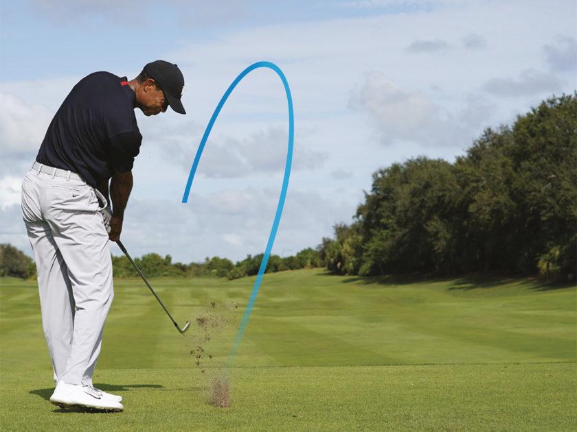 La legge del Draw secondo Tiger Woods