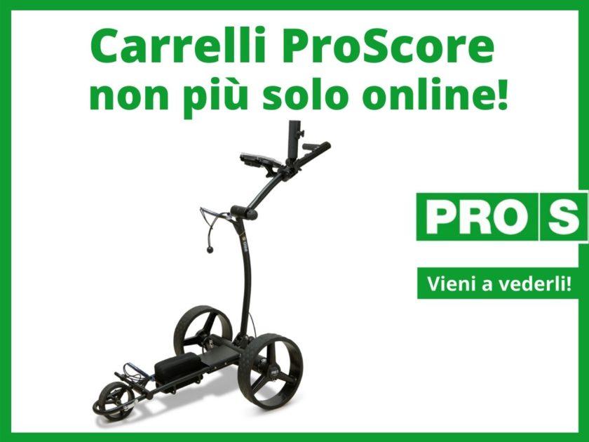 ProScore: acquisto vincente