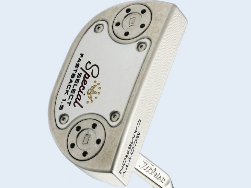 HOT LIST: TITLEIST SCOTTY CAMERON SPECIAL SELECT