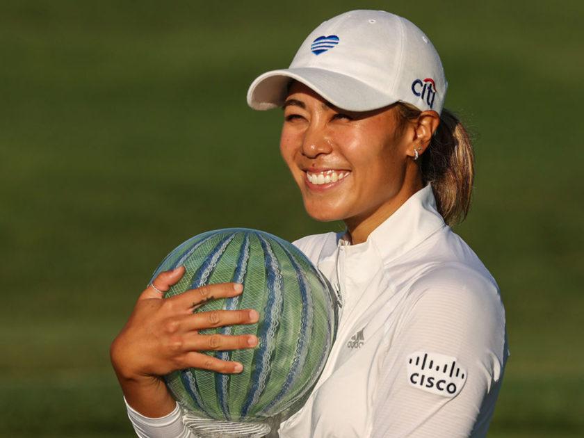 Vittoria di Danielle Kang nel LPGA Drive On Championship