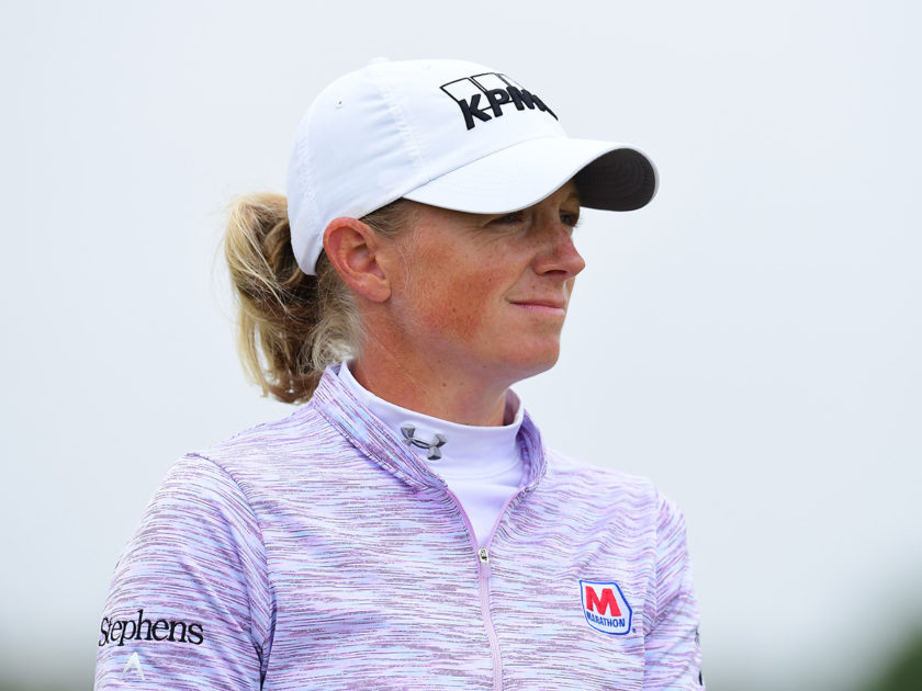 A Stacy Lewis il Ladies Scottish Open