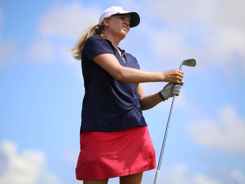 IOA Classic: Laura Wearn al playoff