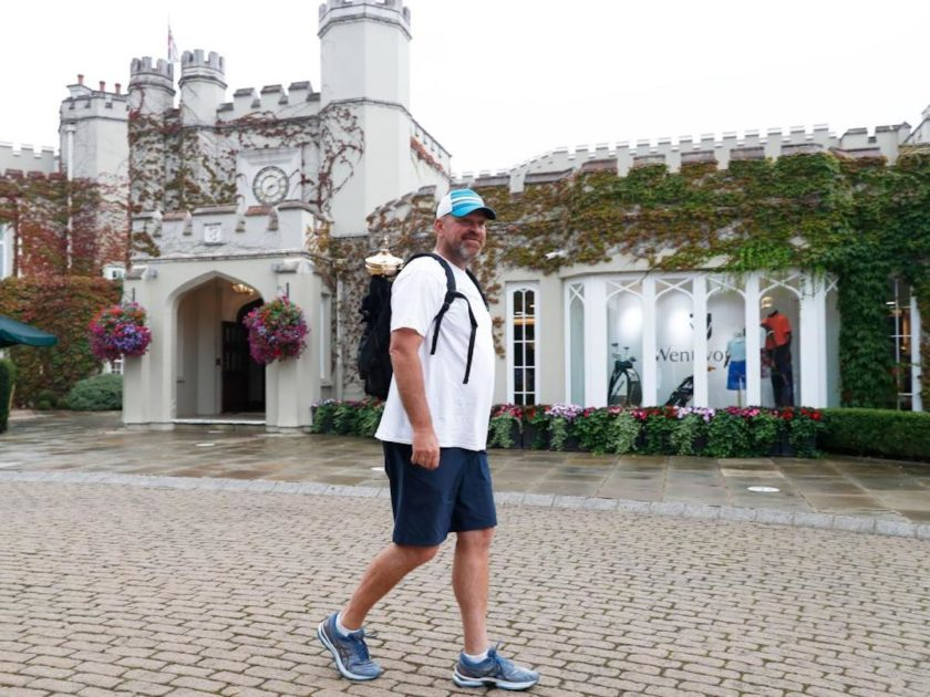 Thomas Bjorn: una maratona di 210 chilometri per la solidarietà