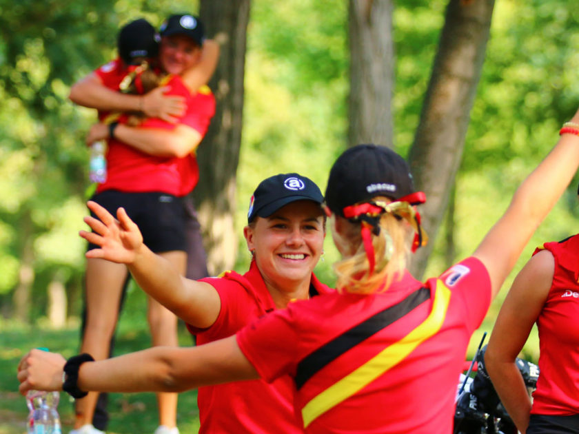 Alla Germania l'European Girls Team Championship